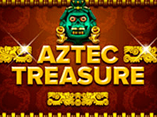 Aztec Treasure в Вулкан Вегас онлайн