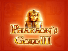 Автомат Pharaohs Gold III от казино Вулкан