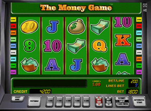 Казино Вулкан Вегас и The Money Game