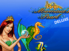 Mermaid's Pearl Deluxe в Вулкан Платинум