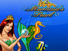 Mermaid's Pearl в Вулкан Вегас